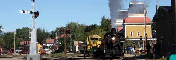 Steam and Diesel on CSRR