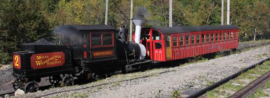 Mount Washington Steam